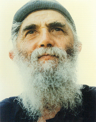 Saint elder Paisios of Mount Athos