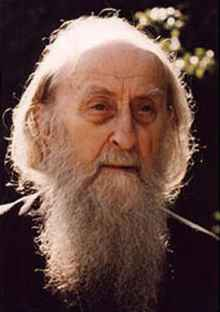 Elder Sofronios of Essex